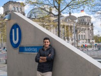 Berlin: Warum dieser Geflüchtete in den Bundestag will