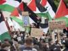 Pro-Palästinensische Demonstrationen - Frankfurt/Main