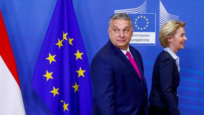 Nur nicht mit den anderen stimmen: Ungarn hat unter Premier Viktor Orbán das Veto offenbar schon zum Prinzip erhoben.