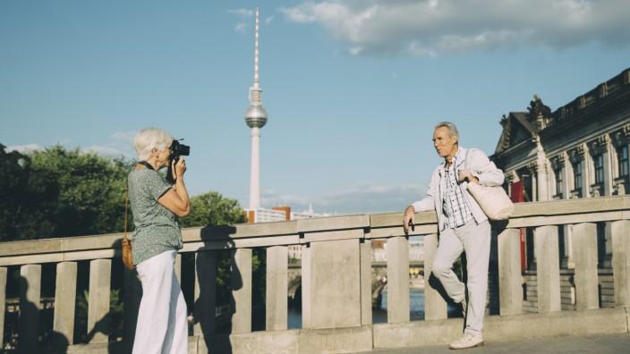 Rentner Berlin