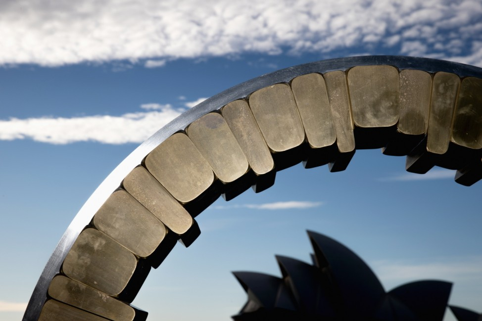 Sculpture Rocks Outdoor Exhibition Showcases Japanese Artists In Sydney