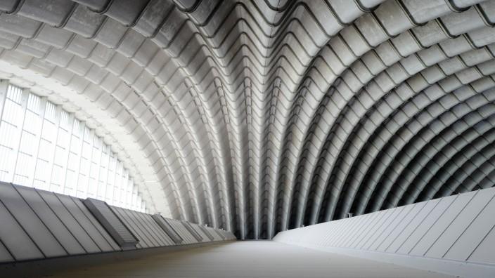 Paketposthalle in München, 2019