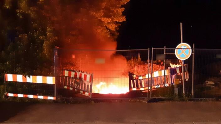 Kabelbrand München