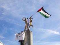 Berlin und der Nahostkonflikt: Straße in Aufruhr