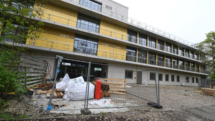 Neubau Grundschule inder Camerloherstrasse