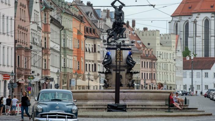 Unesco erkennt Augsburger Wassermanagement-System als Welterbe an