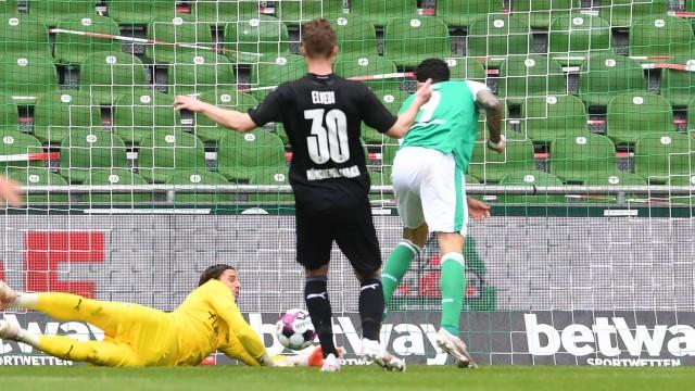 SV Werder Bremen - Borussia Mönchengladbach