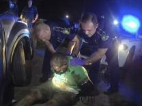USA: Brutaler Polizeieinsatz gegen Schwarzen 2019 erregt Aufsehen