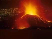 Kongo: Vulkanausbruch bedroht Millionenstadt Goma