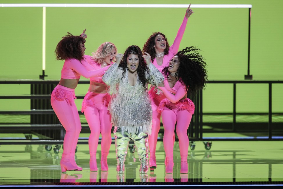 Eurovision Song Contest 2021 in Rotterdam - Finale