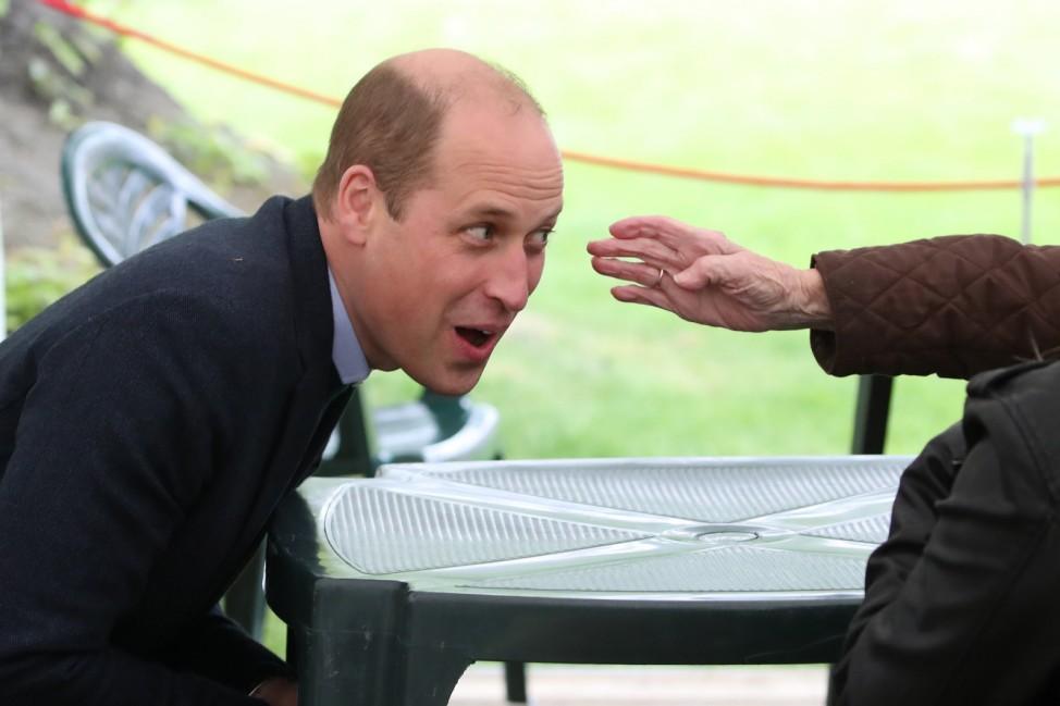 BESTPIX - The Duke And Duchess Of Cambridge Visit Scotland - Day Two