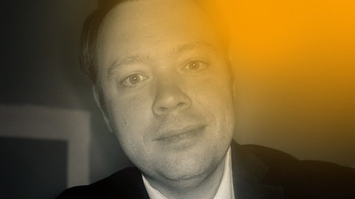 Friederich Oetker Foto kommt von ihm, kostet nichts, sagt er.