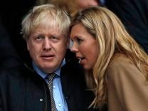 Leute des Tages: Boris Johnson wird (wieder mal) heiraten
