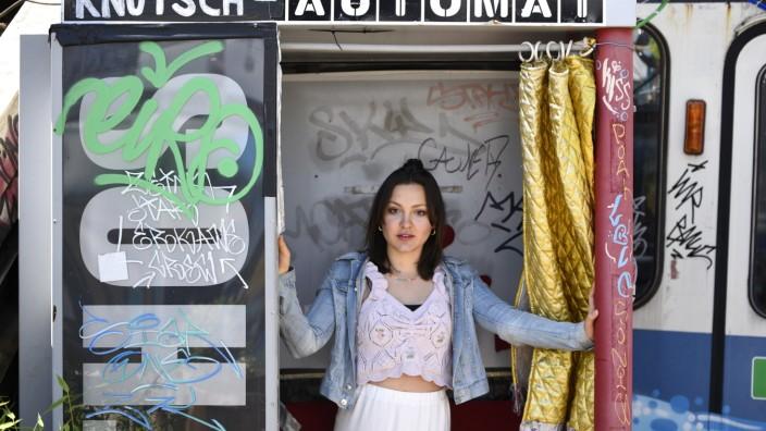 Lena Halve, Schauspielerin und Musikerin, 2021
