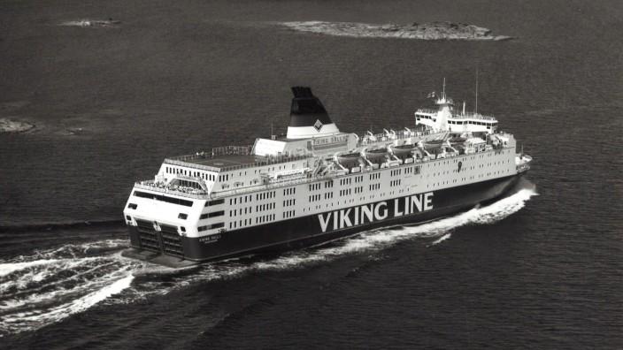 Viking Sally, 31st of May 1986. HANNU VALLAS / PUBLICATIONxNOTxINxSUIxAUTxFRAxKORxJPNxSWExNORxFINxDENxNED Copyright: xHa