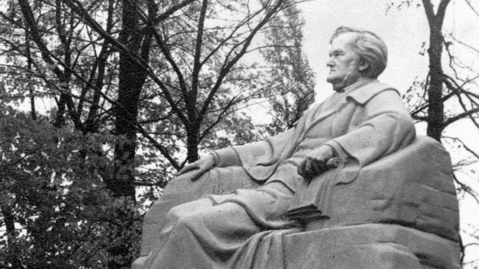 Richard Wagner-Denkmal in München, 1913