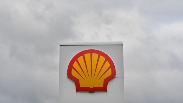 Logo des Energiekonzerns Shell