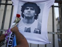 Diego Maradona: Das einsame Sterben des Diego Maradona