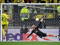 Villarreal v Manchester United, ManU - UEFA Europa League - Final - Gdansk Stadium Manchester United goalkeeper David de