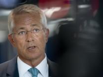Fraport-Vorstandsvorsitzende Stefan Schulte