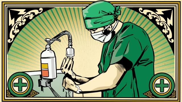 Lebensretter der Medizin