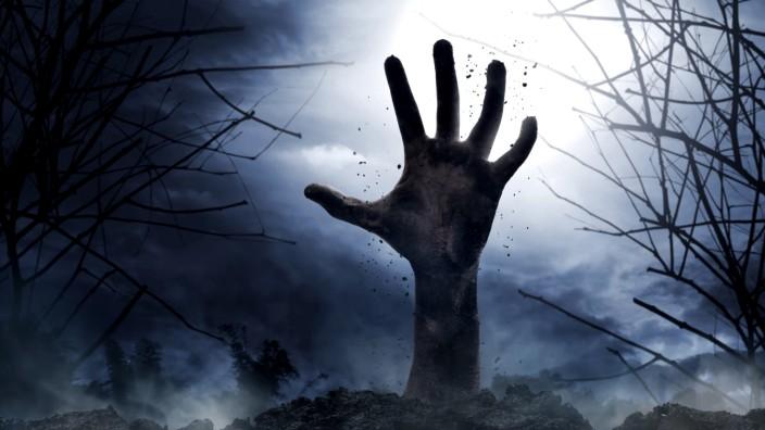 Zombie hand (fotokita)