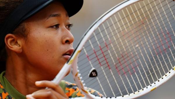 Mandatory Credit: Photo by Javier Garcia/BPI/Shutterstock (11973071cj) Naomi Osaka of Japan during practice French Open