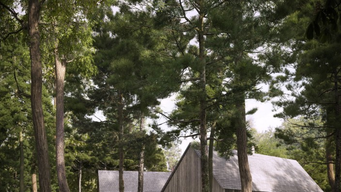 Neubau Welt.Erlebnis.Wald Grafrath