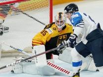 Eishockey-WM: Deutschland - Finnland