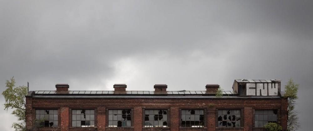 Altes verfallenes Industriegebäude Köln 15 08 2014 imago juergen Schwarz Industriegebäude