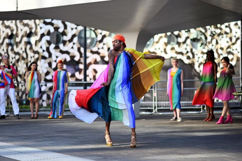 BESTPIX: Chromantics: A Fashion Showcase With Kitty Joseph