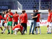 VfL Osnabrück v FC Ingolstadt - 2. Bundesliga Playoff Leg Two