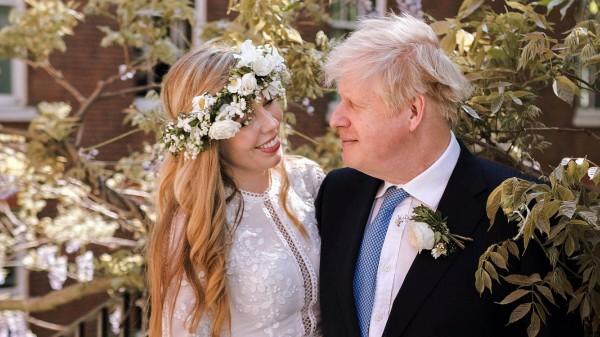 Boris Johnson hat geheiratet