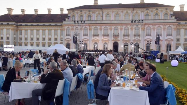 Sommerempfang des Bayerischen Landtags auf Schloss Schleißheim, 2019