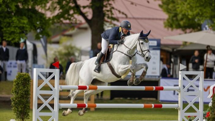 MÜNCHEN - Pferd Internatiional Springen 2021, MÜNCHEN - Pferd Internatiional Springen 2021 BACHL Tobias (GER), Cicera de