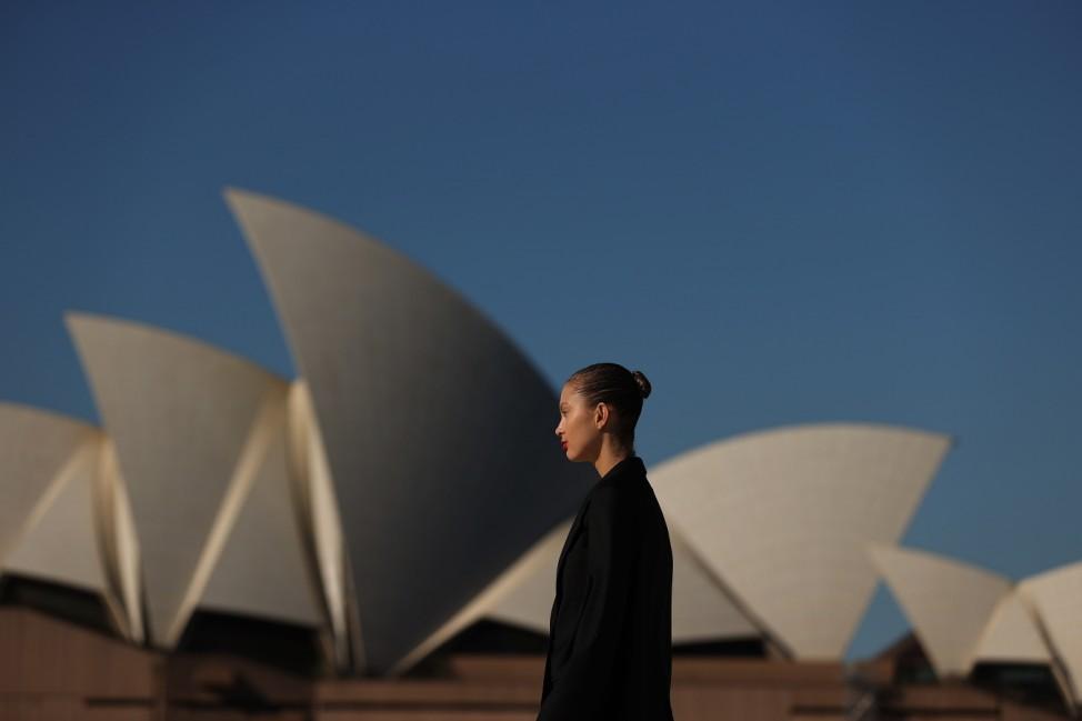 BESTPIX - BONDI BORN - Backstage - Afterpay Australian Fashion Week 2021