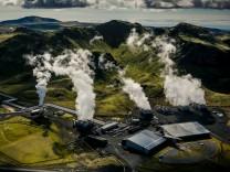 Klimaschutz: Wie Island zur CO₂-Müllkippe werden will