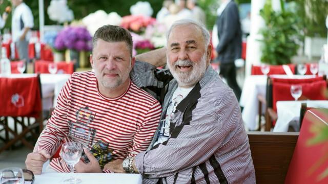 Udo Walz und Ehemann Carsten Thamm-Walz