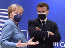 Sondergipfel der EU-Staats- und Regierungschefs