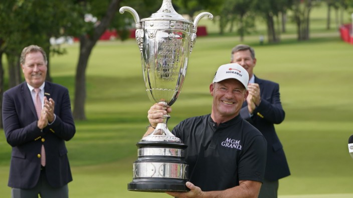 Golf: US-Senioren-Tour