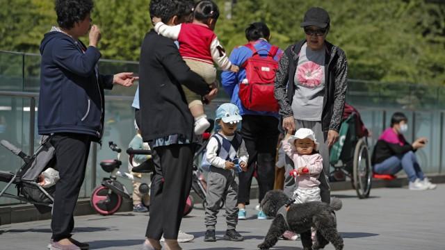 China lockert Familienpolitik