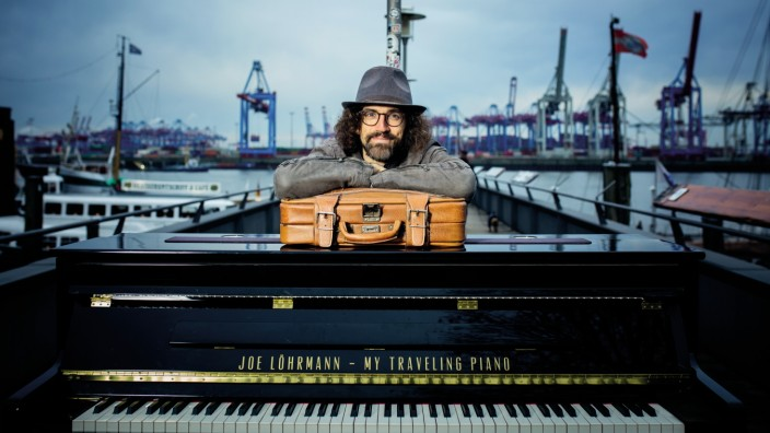 *Reisebuch Traveling Piano*  Joe Löhrmann