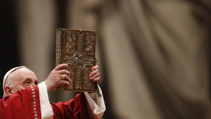 Papst Franziskus, Katholische Kirche