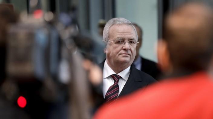 Dieselskandal: Die VW-interne Untersuchung des Dieselskandals könnte sich für Martin Winterkorn auszahlen.