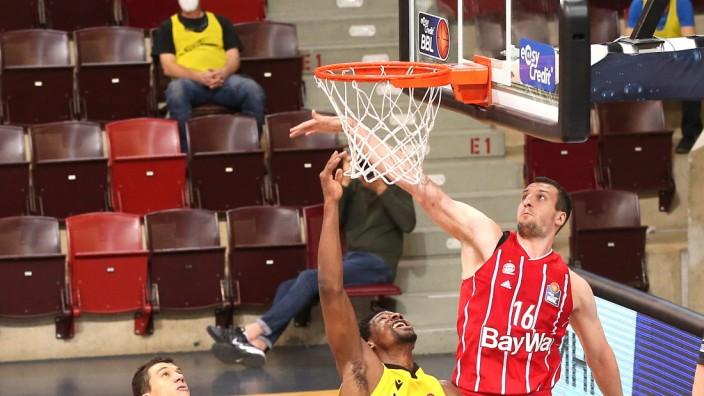 31.05.2021, Deutschland, Ludwigsburg, Basketball easyCredit BBL Bundesliga, Play-off Halbfinale, Spiel 2 MHP RIESEN Lud