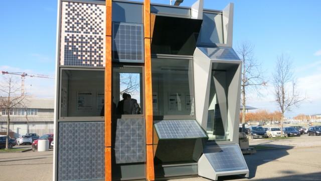 Photovoltaik in Bauteilen