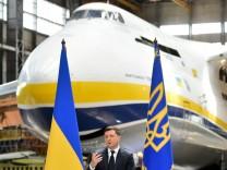 Rüstungsexporte Ukraine