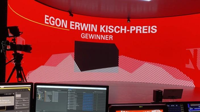 Online-Verleihung Nannen Preis 2021