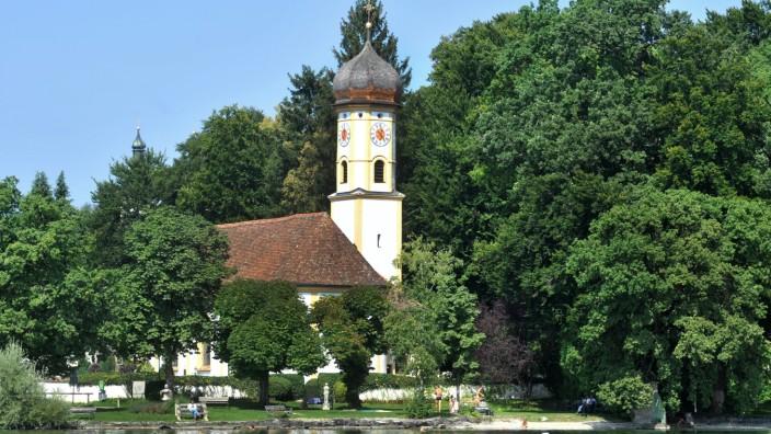 Tutzing: St. Peter und Paul Kirche