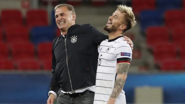 UEFA Under 21 Championship - Semi Final - Netherlands v Germany